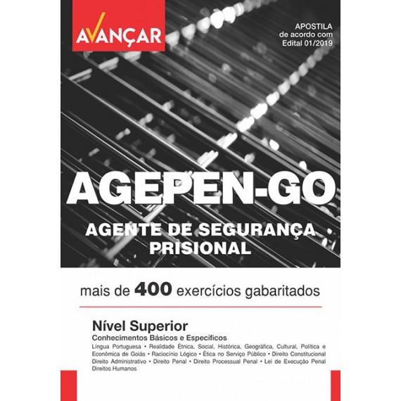 AGEPEN GO - Agente de Segurança Prisional - Ebook