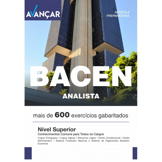BACEN - Analista - Ebook