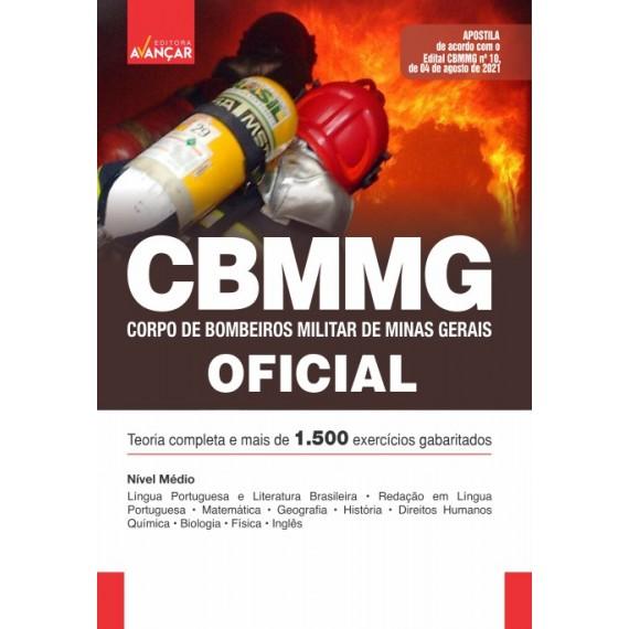 CBMMG - Oficial - Corpo de Bombeiros Militar de Minas Gerais - E-book