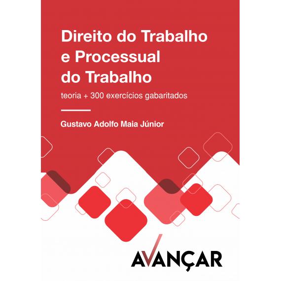 Direito do Trabalho e Processual do Trabalho - Ebook