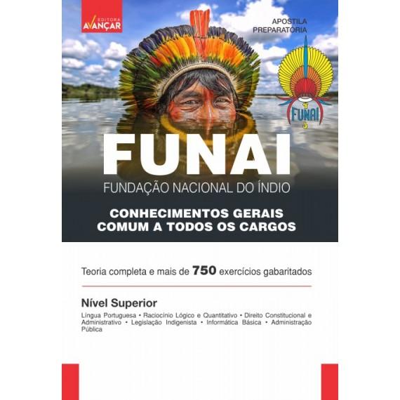 FUNAI - Fundação Nacional do Índio - Impresso