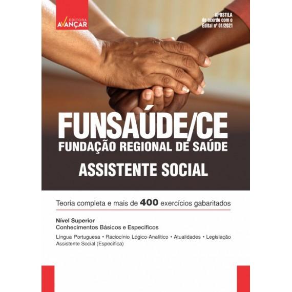 FUNSAÚDE CE : Assistente Social - Impresso