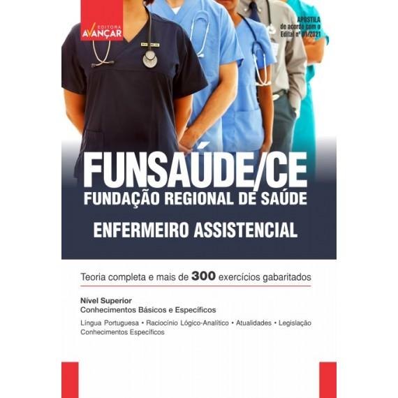 FUNSAÚDE CE : Enfermeiro Assistencial - E-book