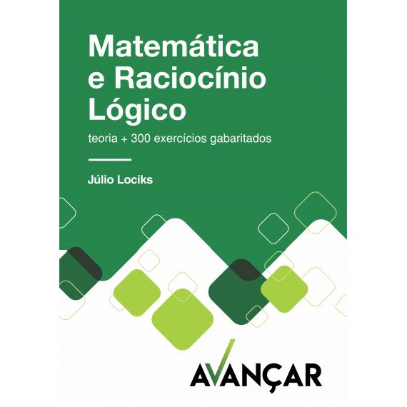 Matemática e Raciocínio Lógico - Impresso