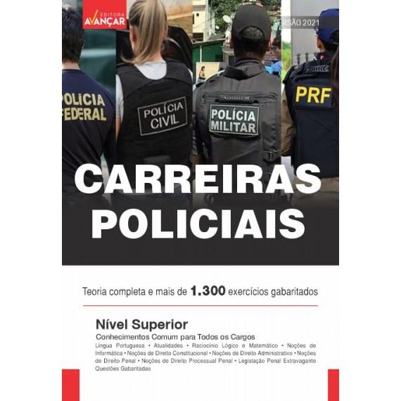 Módulo para as Carreiras Policiais - Ebook