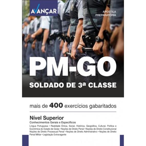 PMGO - Soldado de 3ª Classe - Ebook