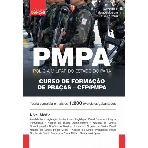 PMPA - Soldado da Polícia Militar do Pará - Impresso
