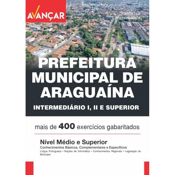 Prefeitura de Araguaína TO - Ebook