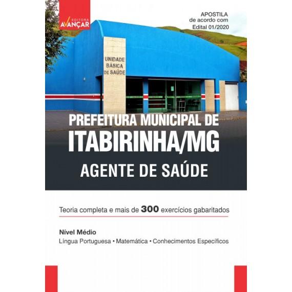 Prefeitura Municipal de Itabirinha MG - Agente de Saúde - Ebook