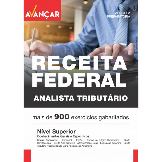 Receita Federal - Analista Tributário - Ebook