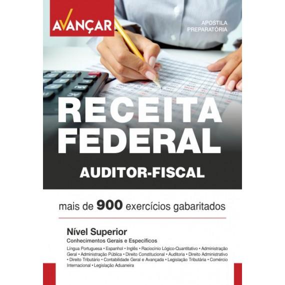 Receita Federal - Auditor Fiscal - Ebook