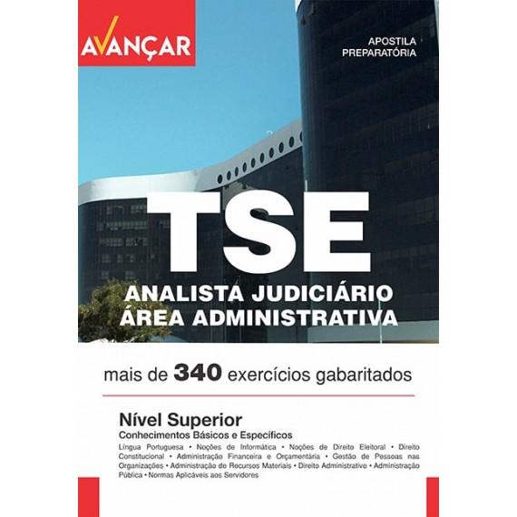 TSE - Analista Judiciário - Ebook