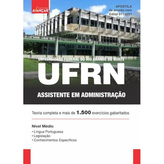 UFRN - Assistente em Administração - Ebook
