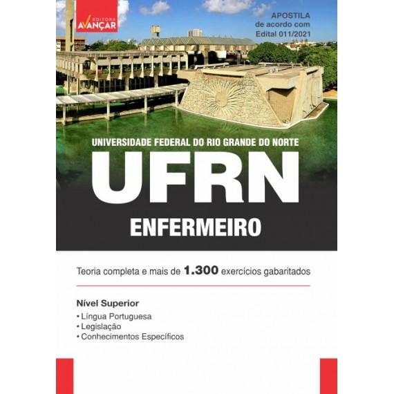 UFRN - Enfermeiro - Ebook